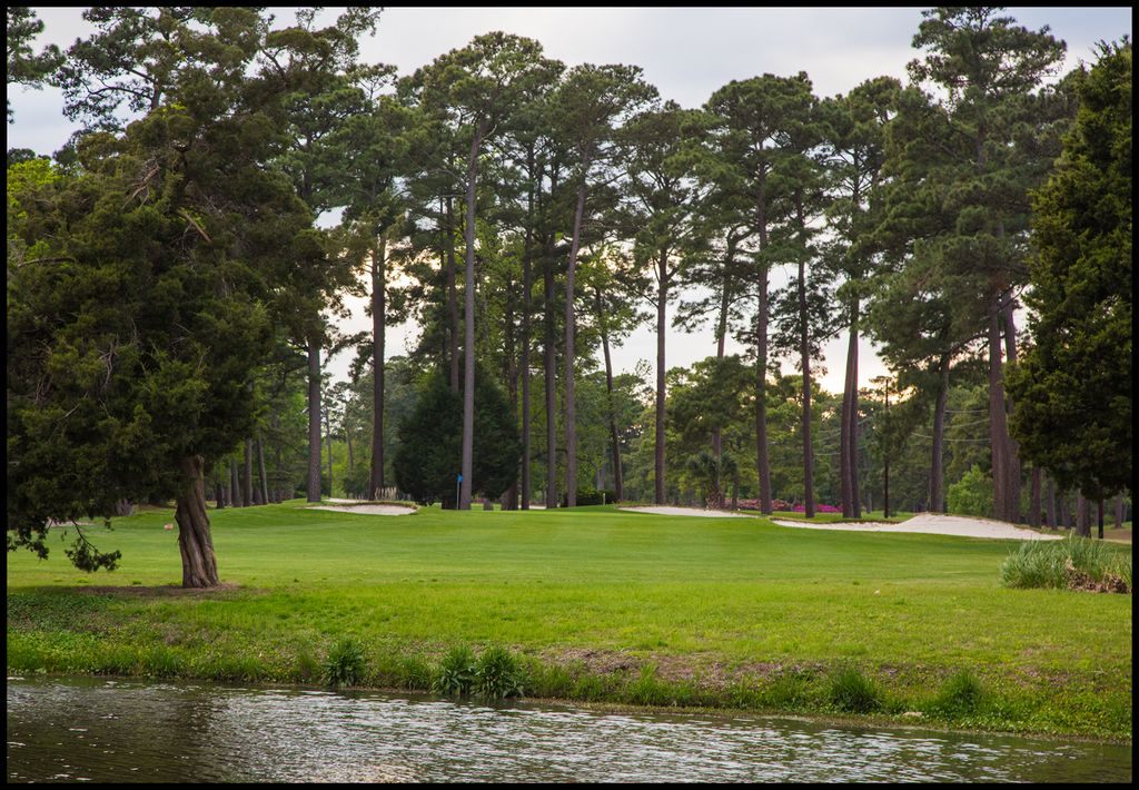 Beachwood Golf Course Myrtle Beach Sc