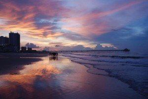 Where Is Cherry Grove Beach, SC?