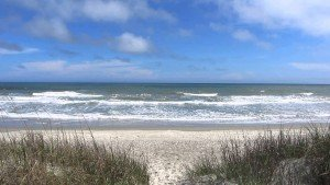 What Beaches Are Near Cherry Grove?
