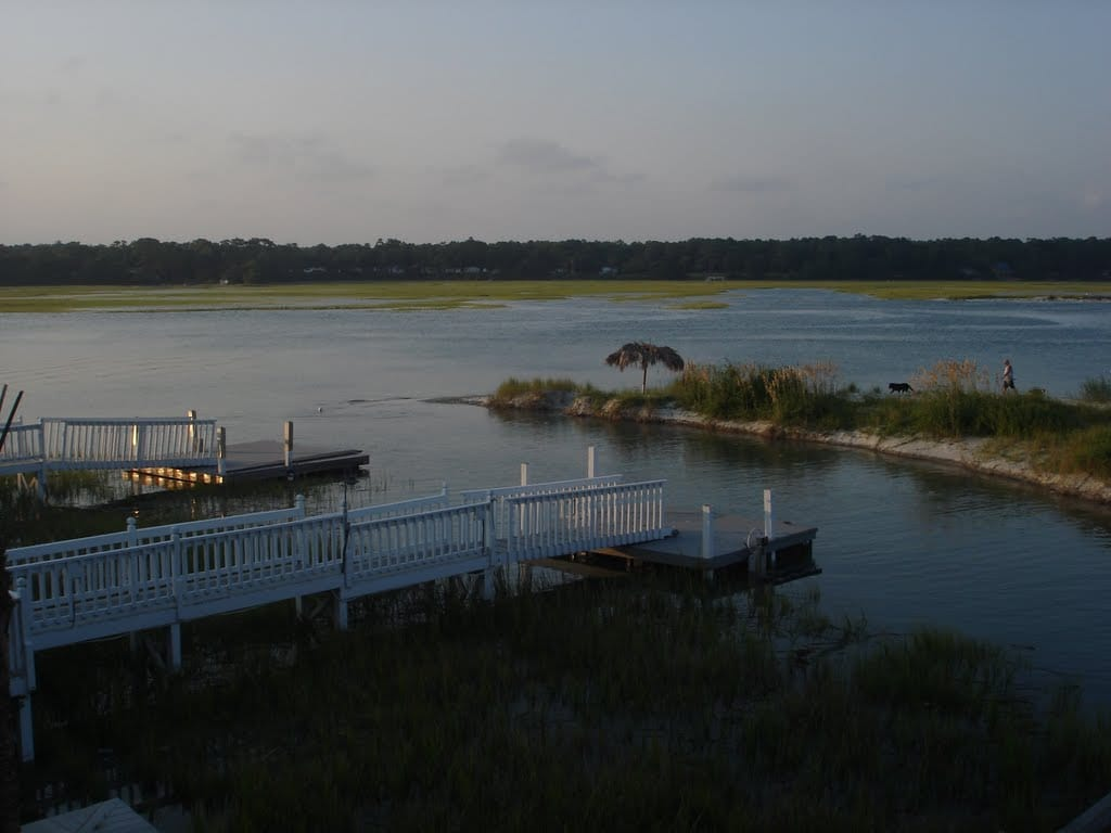 cherry grove inlet photo