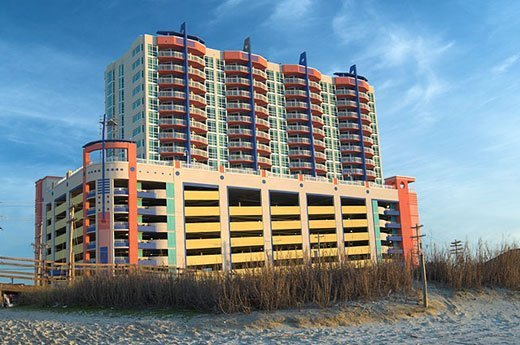 North Myrtle Beach Vacation Rentals Prince Resort