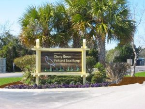 Cherry Grove Boat Landing: The Best Place To Boat At The Beach